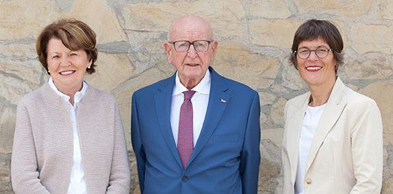 Ulla Ewelt, Wolfgang Suwelack, Anja Leiers